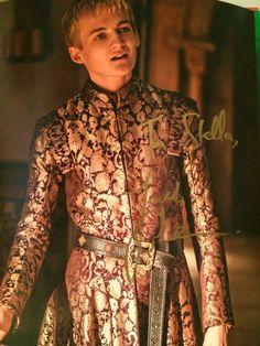 Jack Gleeson Autographed 8 x 10 Photo COA Game Of Thrones King Joffrey B Signed Jack Gleeson, Game Of Thrones King, King Joffrey, Different Types Of Meditation, Walking Meditation, Change, Stars, Life, Ideas