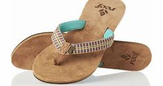 Shop a wide range of Reef sandals, clothing and accessories for women, men and kids; with Free Delivery and Free Returns options available at Surfdome. Reef Flip Flops, Reef Shoes, Cross Training Shoes, Travel Shoes, Fashion Sandals, Pretty Shoes, Me Too Shoes, Aqua, Shoe Bag