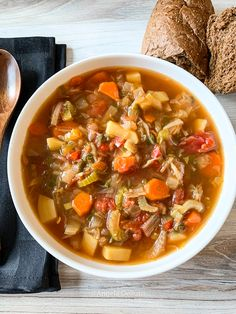 Hearty Vegetable Soup, Tomato Vegetable, Vegetable Stock, Sherry Wine, Parsley Potatoes, Fresh Vegetables, Hot Sauce, Thai Red Curry, Chili