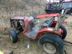 Massey Ferguson 1230 tractor salvaged for used parts. This unit is available at All States Ag Parts in Downing, WI. Call 877-530-1010 parts. Unit ID#: EQ-23946. The photo depicts the equipment in the condition it arrived at our salvage yard. Parts shown may or may not still be available. http://www.TractorPartsASAP.com