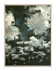 """""""Night Clouds"""" - Art Print by Kelly Johnston in beautiful frame options and a variety of sizes."""