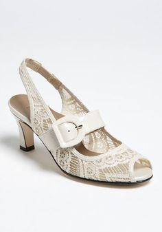 Tessa Pump | Green Wedding Shoes Wedding Blog | Wedding Trends for Stylish + Creative Brides