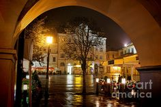 http://fineartamerica.com/featured/cieszyn-at-night-mariola-bitner.html