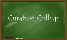 Curation College: gevorderde Content Curator College, Content Marketing, Om, University, Inbound Marketing, Colleges