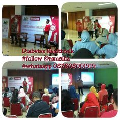 #sehat #seminar #diskusi #healthtalk #rsmeilia #cibubur #depok #bekasi #bogor #jakarta #penyakit #diabetes