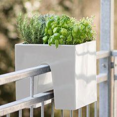 Large Balcony Planter by Michael Hilgers for rephorm | MONOQI #bestofdesign
