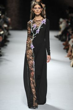 Nina Ricci RTW Fall 2014 [Photo by Giovanni Giannoni]