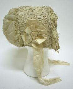 side view, 1806 bonnet