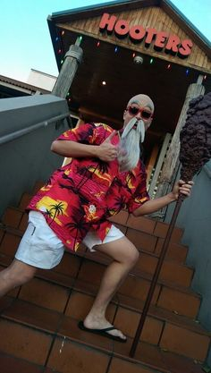 Master Roshi, Dragon Ball.