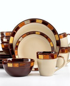 casual dinnerware sets - Google Search