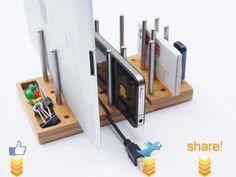 Modo Modular Desktop Organizer $26