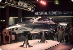 General Motors Concept Car — 1964