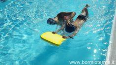 Lezioni di nuoto individuali o di gruppo_ Swimming lessons with instructor_ Bormio Terme