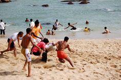 Marina, Rameshwaram, Kanyakumari or Eliot? What's your best Tamil Nadu beach? To know more information, visit: http://www.hltt.in/beaches-backwaters/tamilnadu-beaches.html