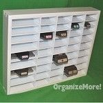 Perfect for new Stampin' Up! punch design.  Great other storage for many things too.