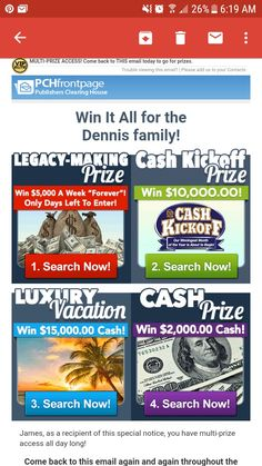 Publishers clearing house i jose carlos gomez claim prize day promotion card bulletin id code PCH-AAA for activation and to win it. Lotto Winning Numbers, Lotto Numbers, Winning Lotto, Lottery Winner, Promotion Card, Win For Life, Couponing 101, Publisher Clearing House, Online Sweepstakes