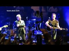 U2 & Bruce Springsteen - (HD) I Still Haven't Found What I'm Looking For - July 31, 2015 - YouTube