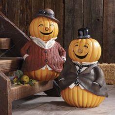 Pumpkin Men