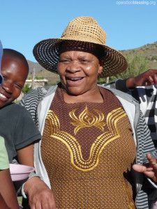 Mampesi promised she wouldn't turn away a hungry child at her doorstep, and she began saving lives in Lesotho Hungry Children, Identity Protection, Name Change, The Other Side, Losing Her, Knock Knock, Lost, Future, Future Tense