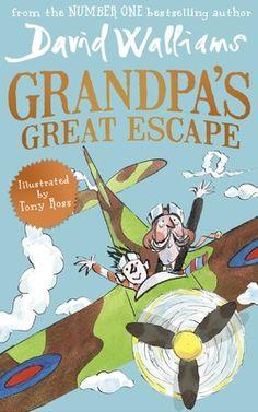 Grandpa s great escape by david walliams he s done it again a smash