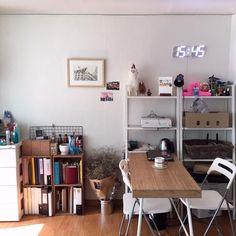 자취러도 있을꺼 다있당 헤헤 . . #daily#house#room#일상#집순이#photo#오늘의방#오늘의집#space#design#idea#집스타그램#interior#movie#hometheatre#홈씨어터