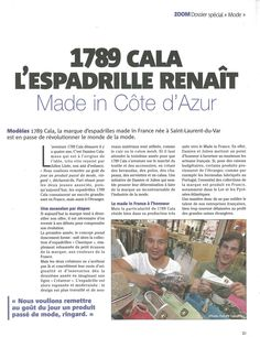 @nice_matin nous a accordé un article sur notre marque #beachwear et #espadrilles ! ici en photo @damiencala et @julienlizee fondateurs de la marque
