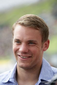 Manuel Neuer...ugh...just ugh...Love him.