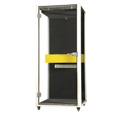 Framery I - Phone Booth for Open Plan Office Cool Office Space, Open Office, Office Spaces, Office Pods, Coworking Space, Sound Proofing, Locker Storage, Booth Ideas, Cool Stuff