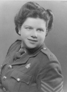 "Susanne Lustig Cohn. Born in Breslau, fled to England in 1939. Worked for British Intelligence on German prisoners' classified intelligence files. She met her husband, Fritz Lustig, there as he was a secret listener in the ""M Room"" that bugged the prisoners' conversations. They were married for 67 years. Her story is told in two books: The King's Most Loyal Enemy Aliens and The M Room: Secret Listeners who Bugged the Nazis."