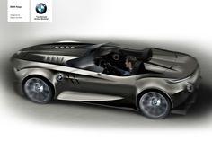BMW Rapp Anniversary Concept Rendered by Dejan Hristov - Photo Gallery
