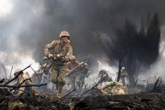 New War Movies 2016 - Best Hollywood Action Movies 2016 Military Art, Military History, Military Photos, Army Drawing, Really Good Movies, Ww2 Pictures, Action Pictures, Iwo Jima, Band Of Brothers