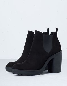 Schoenen - WOMAN NEW COLLECTION - Dames - Bershka Netherlands