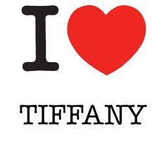 I Heart Tiffany #love #heart
