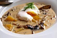 10 nejlepších obědových polévek | ReceptyOnLine.cz - kuchařka, recepty a inspirace Food Inspiration, Mashed Potatoes, Eggs, Cooking, Breakfast, Ethnic Recipes, Recipies, Bakken, Whipped Potatoes