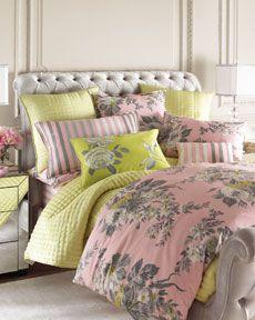 "Designers Guild USA Inc ""Charlottenberg"" Bed Linens Bed Linen Sets, Bed Sets, Designers Guild, Zara Home, Master Suite, Home Bedroom, Bedroom Decor, Bedroom Ideas, Dream Bedroom"
