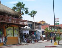 We did some shopping at Old Port in Puerto Penasco.