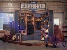 Brothers Suitcase Store - I WANT THAT!!