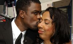 Chris Rock and HIS mom