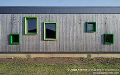 Jorge Allende   Fotografía de arquitectura   Architectural photography: Ikastola de Zubieta. Reportaje subido a la web.