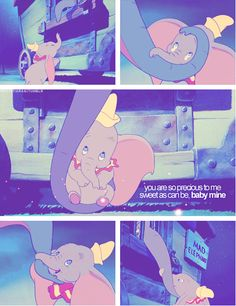 Gosh this part is so sad... I cry every time.  My mom used to sing this to my sister and I when we couldn't sleep!