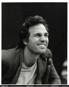 Mark Ruffalo. Now you see me, fabulous movie and he is a fabulous man!
