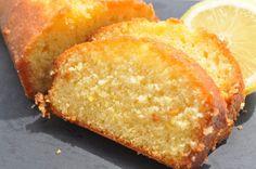 La recette trop facile du jour : le cake au citron, léger et délicieux !