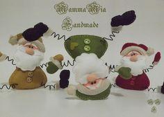 É Natal!!!!!!!! by Mamma Mia Handmade, via Flickr