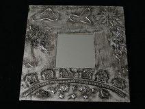 "Metal Art Bild ""Summer City"" Aluminium Art, 3D"