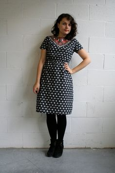 fox print cotton dress Supayana Choose from XS S M or by supayana, $85.00