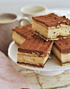 Polish Desserts, Polish Recipes, Mini Cakes, No Bake Cake, Nutella, Cake Recipes, Sweet Tooth, Food Porn, Good Food
