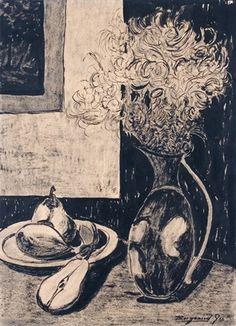 View Poires et bouquet de fleurs by Georges Borgeaud on artnet. Browse upcoming and past auction lots by Georges Borgeaud. Past, Pears, Bouquet Of Flowers, Paper, Past Tense