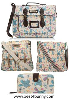 We love these... Romeo Rabbit print bags. Available here http://best4bunny.com/productcat/for-bunny-mad-owners/