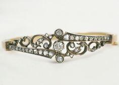 antique bracelet & ring set 2