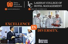 #LakshayCollegeofHotelManagement,Admissions Open! Call- 98964-13400, +91-99960-51000 for details.